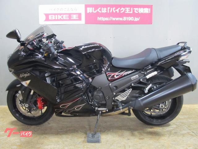 カワサキ Ninja ZX-14R ABS スペシャルエディション 東南アジア仕様 ワンオーナー フルノーマルの画像(石川県