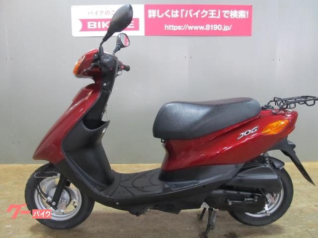 ヤマハ JOG 2015年モデル フルノーマル ワンオーナー ミラー レバー タイヤ前後新品の画像(石川県