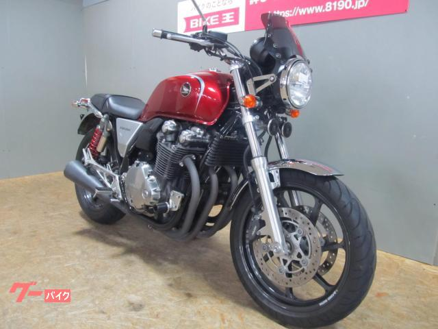 ホンダ CB1100 MAGTANホイール 無限2本出しマフラー スライダー 他カスタム多数 2010年モデルの画像(石川県