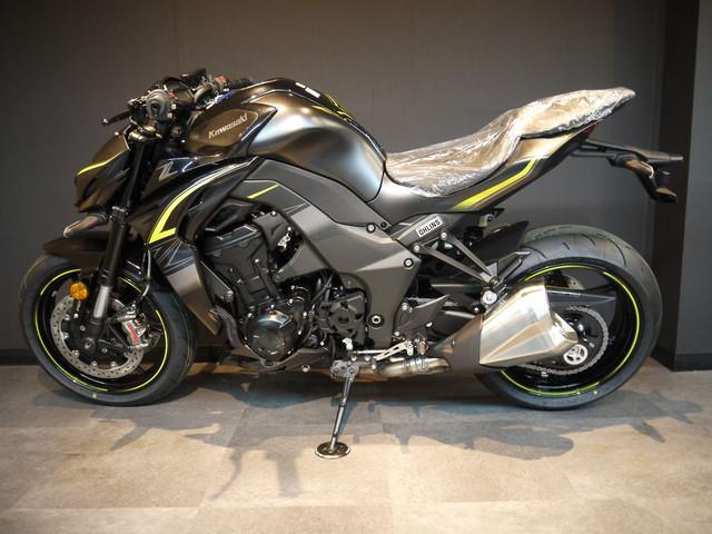 カワサキ Z1000 2018モデル R Editionの画像(静岡県