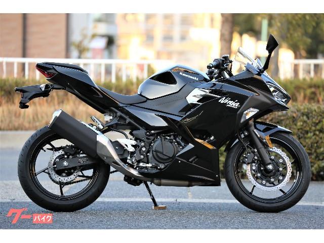 Ninja 400 2021年モデル