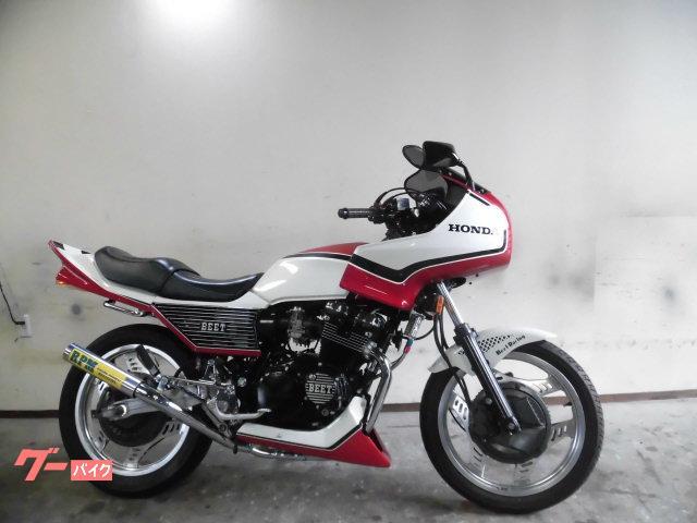 CBX550Fインテグラ 400CC登録済み 外装フルBEET仕様改 RPM管 オイルクーラー シート 車高調他