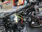 カワサキ Z400GP改 カスタムペイント フルBEET仕様改 ハンドル マフラー他の画像(三重県