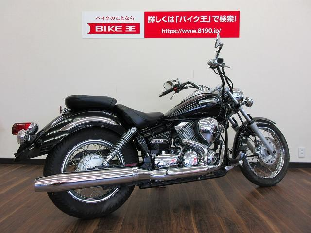 ヤマハ ドラッグスター250 ノーマル VG05J型の画像(静岡県