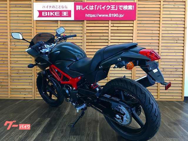 ホンダ VTR250Fの画像(静岡県
