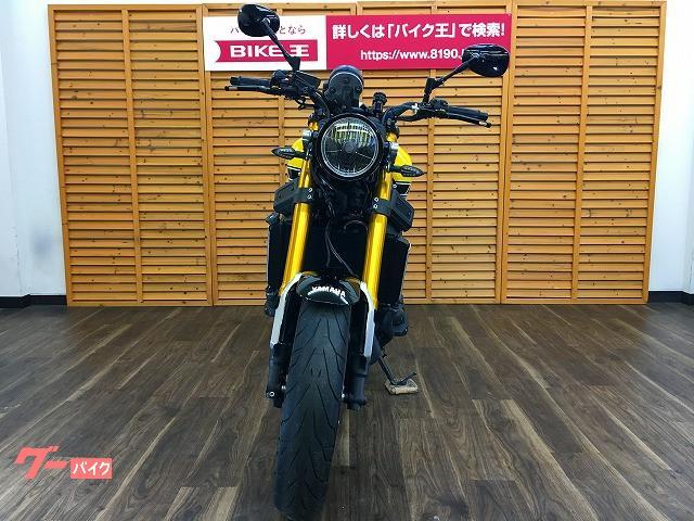 ヤマハ XSR900 Y'Sギア デザインシート パフォーマンスダンパー装備の画像(静岡県