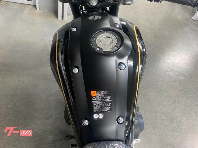 ヤマハ XSR900 2020年 EUR仕様 RZカラーの画像(愛知県