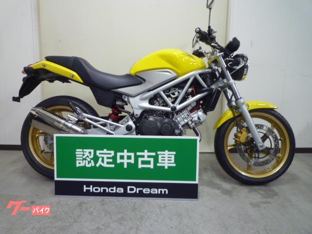 ホンダ VTR250 無限マフラー装着車 ドリーム認定中古車の画像(愛知県