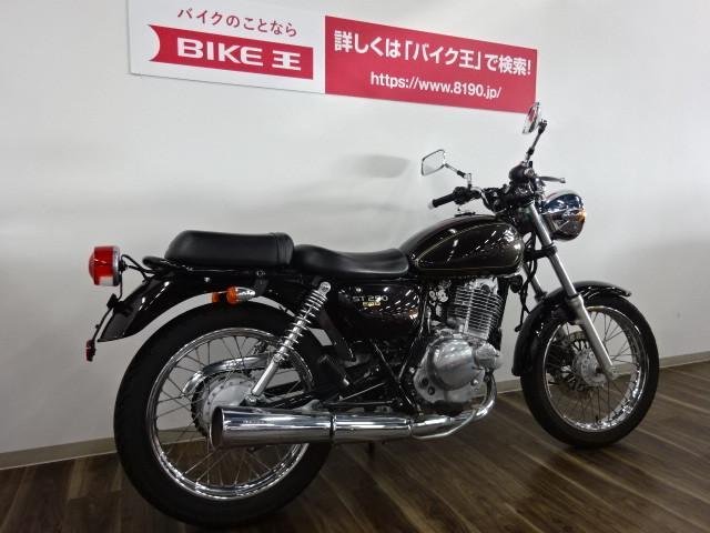 スズキ ST250 Eタイプ ノーマル リアボックス付き装着の画像(三重県