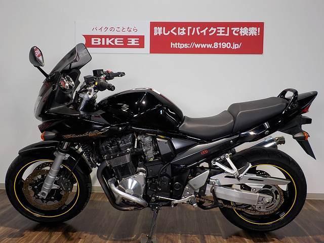 スズキ Bandit1200S 油冷モデル カスタム多数 2006年モデルの画像(三重県