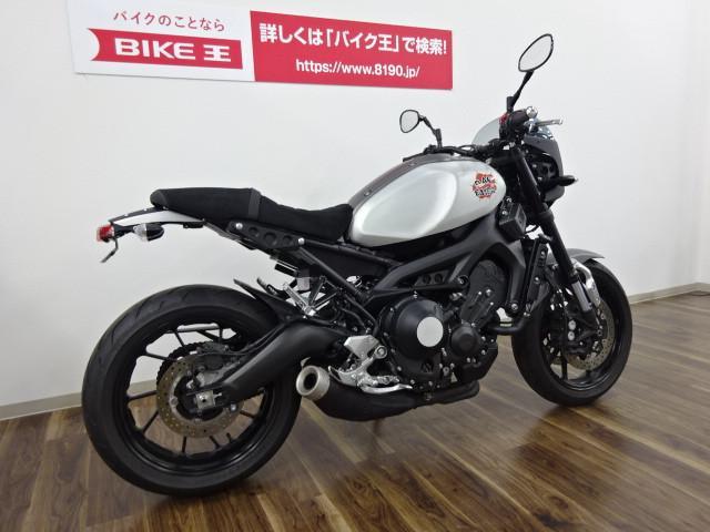 ヤマハ XSR900 カスタムペイント ワンオーナーの画像(三重県