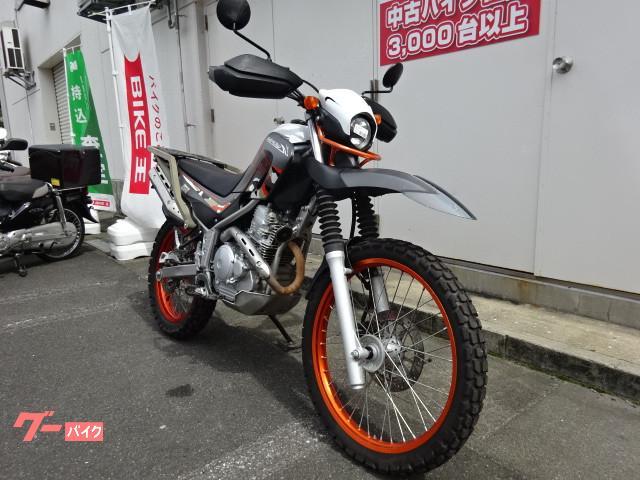 ヤマハ セロー250の画像(三重県