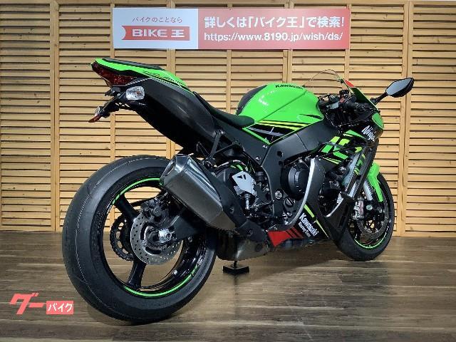 カワサキ Ninja ZX-10R ABS 国内仕様/フェンダーレス/RAMマウントスマホホルダー/USB電源の画像(三重県