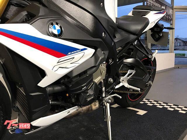 BMW S1000R S1000R プレミアムライン スクリーン エンジンガードの画像(三重県
