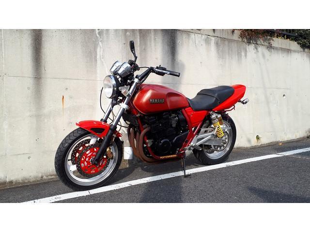 ヤマハ XJR400 4-2-1マフラー 45シートの画像(愛知県