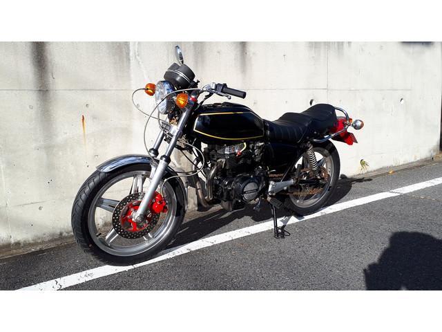 ホンダ CB400N T外装 250エンジンの画像(愛知県