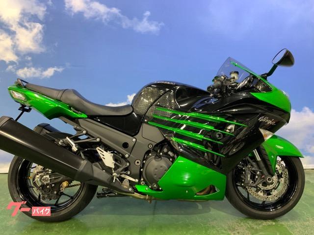 Ninja ZX−14R