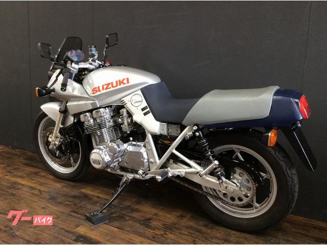 スズキ GSX1100S KATANA TMRキャブ ブレンボキャリパーの画像(愛知県