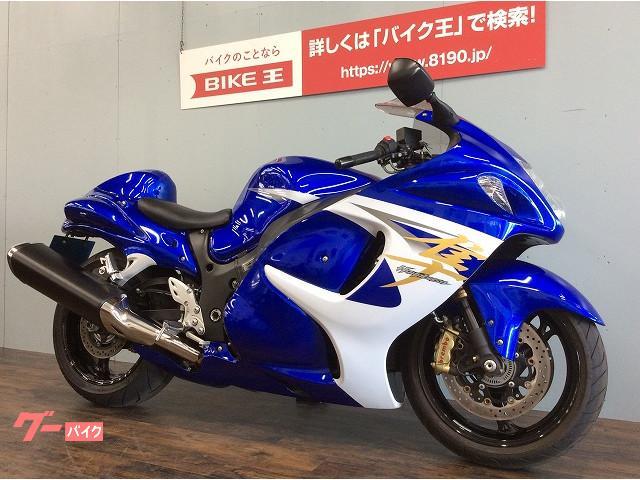 スズキ GSX1300Rハヤブサ ワンオーナー車 タンデムシート有り レバーカスタムの画像(愛知県
