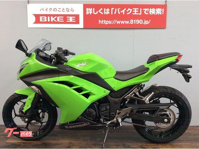 カワサキ Ninja 250 ヘルメットホルダー付き 2014モデルの画像(愛知県