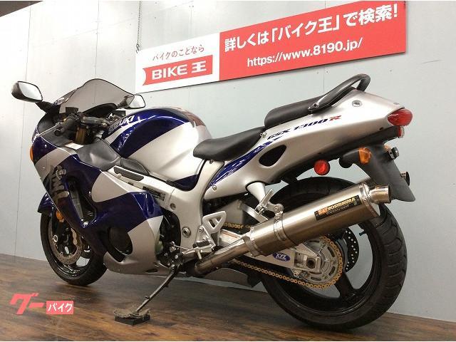 スズキ GSX1300Rハヤブサ カナダ仕様 ヨシムラマフラーカスタム 2004モデルの画像(愛知県