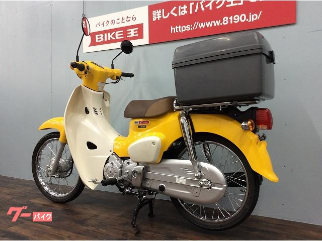 ホンダ スーパーカブ50 リアボックス付き 2018年モデルの画像(愛知県