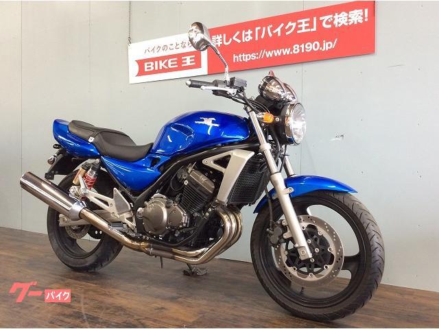 カワサキ BALIUS-II ノーマル車 2007モデルの画像(愛知県