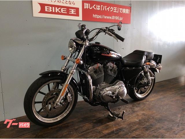 HARLEY-DAVIDSON XL883L ロー エンジンガード・グリップヒーター付きの画像(愛知県