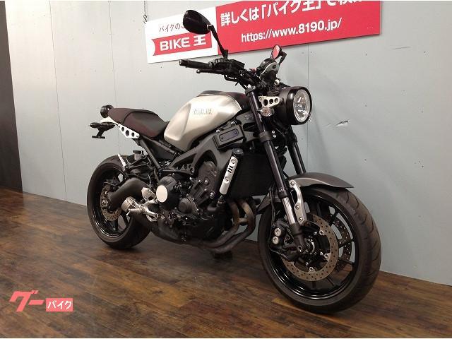 ヤマハ XSR900 スマホホルダー付き エンジンガード装備 フェンダーレスキッドの画像(愛知県