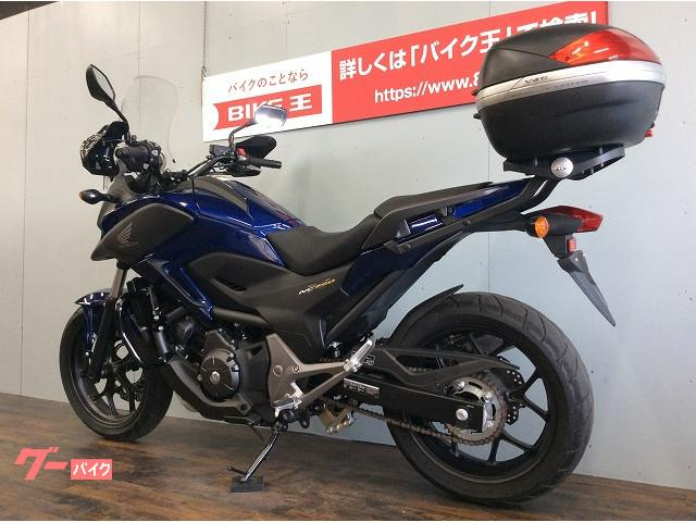 ホンダ NC750X タイプLD DCT リアボックス エンジンガード ナックルガード 付きの画像(愛知県