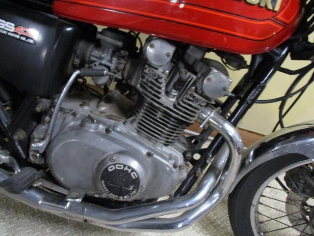 スズキ GS400 カスタムペイント エンジンオーバーホールの画像(静岡県