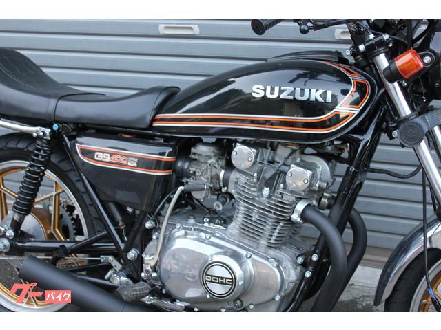 スズキ GS400 国内E2の画像(静岡県