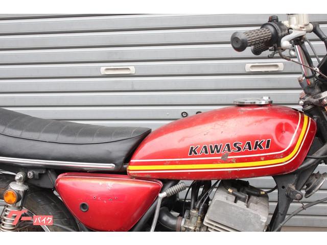 カワサキ KH400 国内新規の画像(静岡県