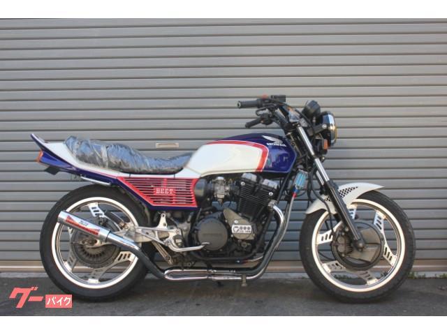 CBX550F フルカスタム エンジンオーバーホール