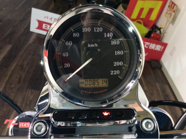 HARLEY-DAVIDSON XL1200L ロー エンジンガード装備の画像(愛知県