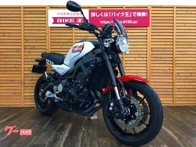 ヤマハ XSR900 オーセンティック外装 Y'Sギアスクリーン グリップヒーター装備の画像(静岡県
