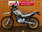 ヤマハ セロー250 ハンドガード リアキャリア装備 2016年モデルの画像(静岡県