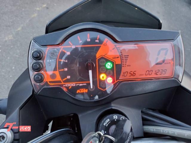 KTM 990スーパーデュークの画像(静岡県