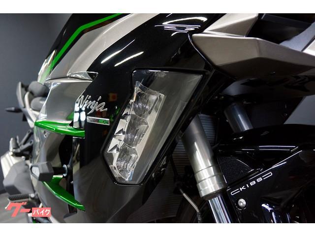 カワサキ Ninja H2 SX SE+の画像(静岡県