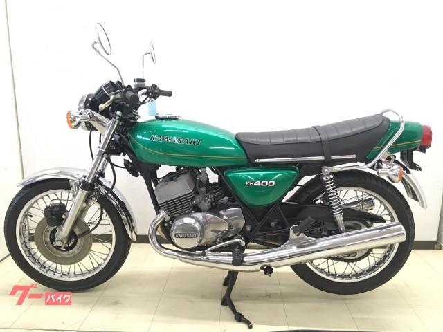 カワサキ KH400の画像(愛知県