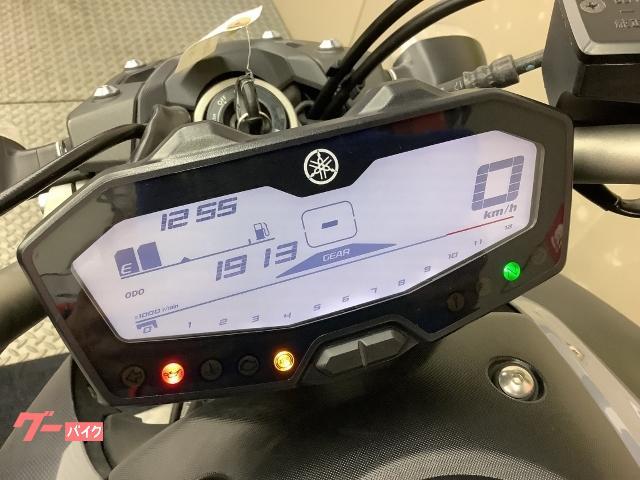 ヤマハ MT-07 ABS フルノーマルの画像(愛知県
