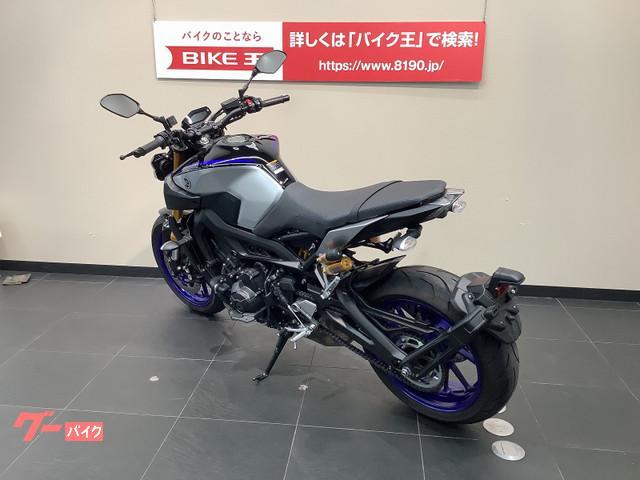 ヤマハ MT-09 SP グリップヒーター USBの画像(愛知県