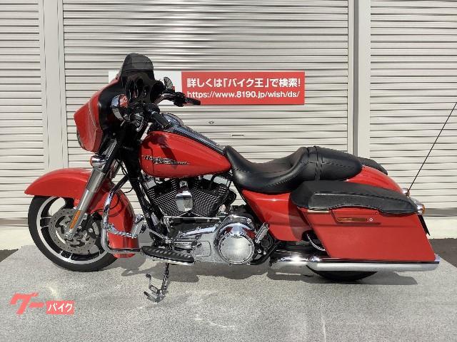 HARLEY-DAVIDSON FLHX ストリートグライドの画像(愛知県