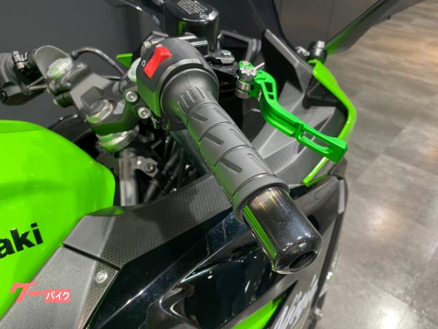 カワサキ Ninja 400 装備品多数の画像(愛知県