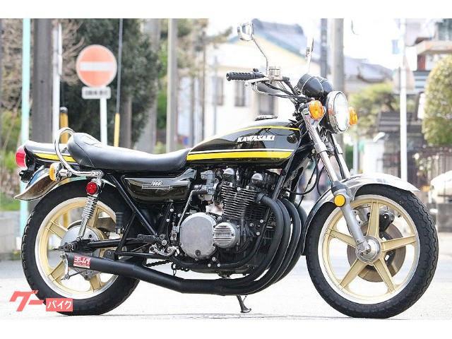 Z−I1973年 タイガーカラー 新品外装 エンジン載せ替え無し キャスト付