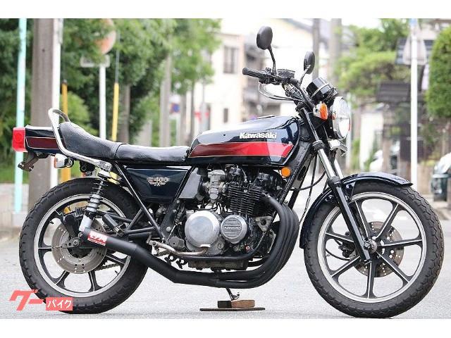 Z400FX  エンジンOH済 フル国内物 初年度昭和54年4月登録 300番台