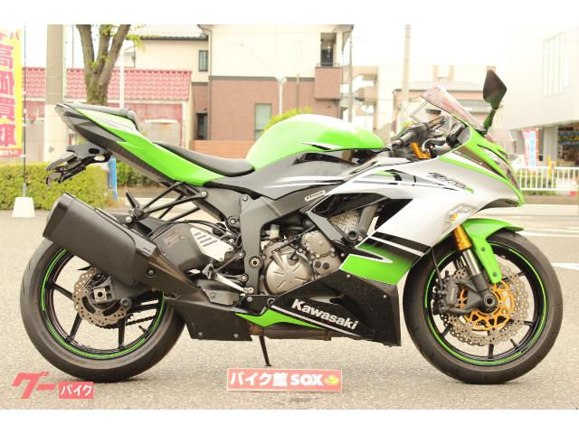 Ninja ZX−6R 2015年モデル リアフェンダーレス