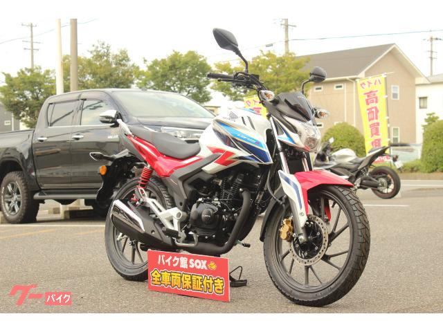 ホンダ CBF125R EURO4対応モデルの画像(愛知県