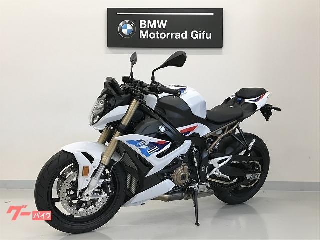BMW S1000R 新型 アクラボビッチマフラー Mシート Mエンデュラスチェーン ETC2.0 グリップヒーター クイックシフターの画像(岐阜県