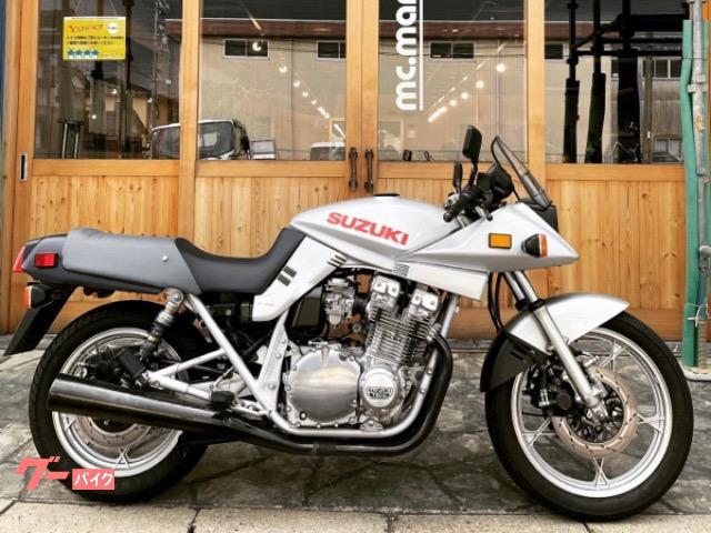 SUZUKI・他車種 '82 GSX1000Sカタナ  本国名GS1000SZカタナ AMAホモロゲーションモデル